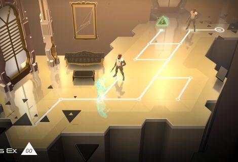 Διαθέσιμο το Deus Ex Go για iOS και Android συσκευές!