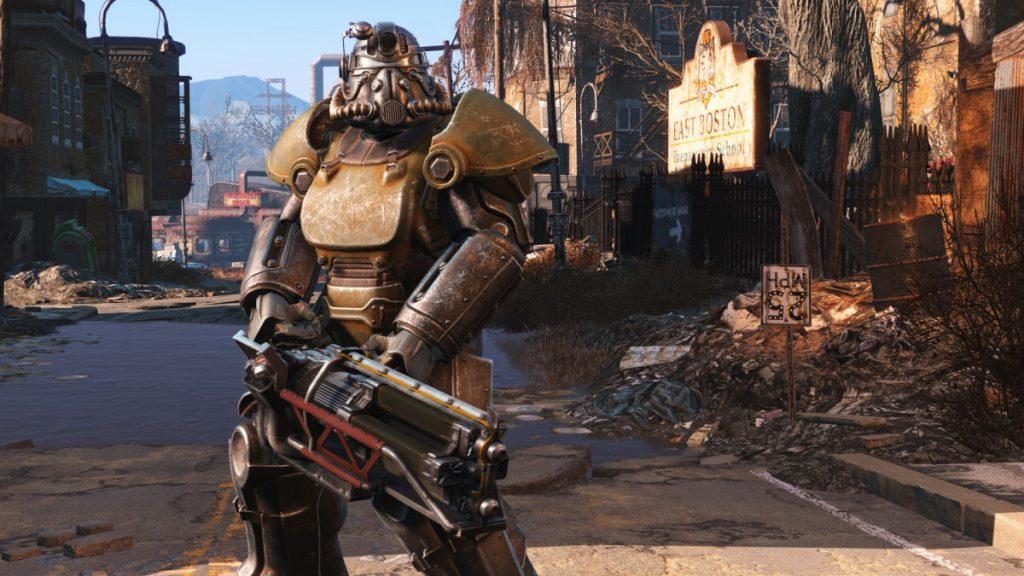 Fallout 4 Bethesda 1
