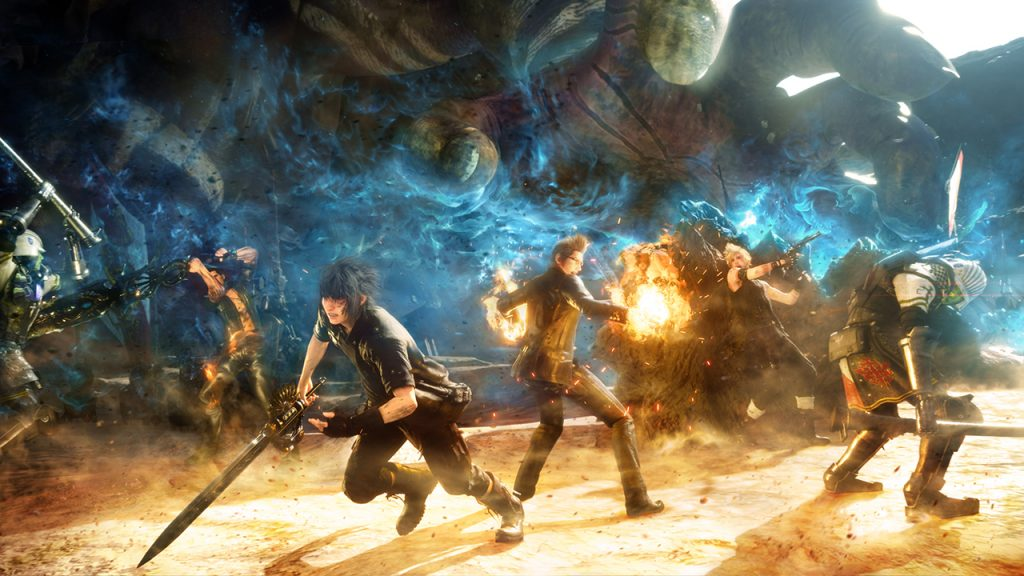 Final Fantasy 15 CC