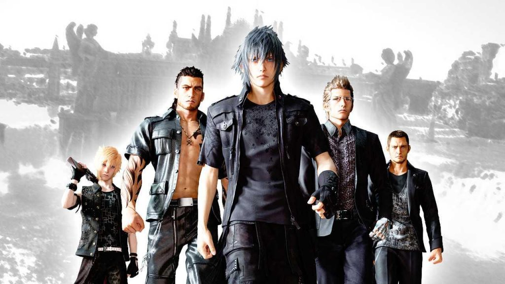 Final Fantasy 15 bb