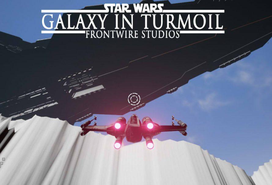 Η Lucasfilm και η EA «σκοτώνουν» το fan-made project: Galaxy in Turmoil! Galaxy-in-Turmoil-1-890x606