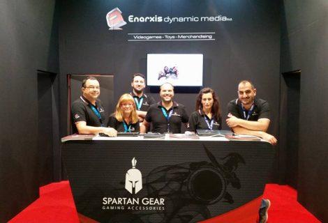 Η Enarxis Dynamic Media μόνη Ελληνική εταιρεία στην Gamescom!