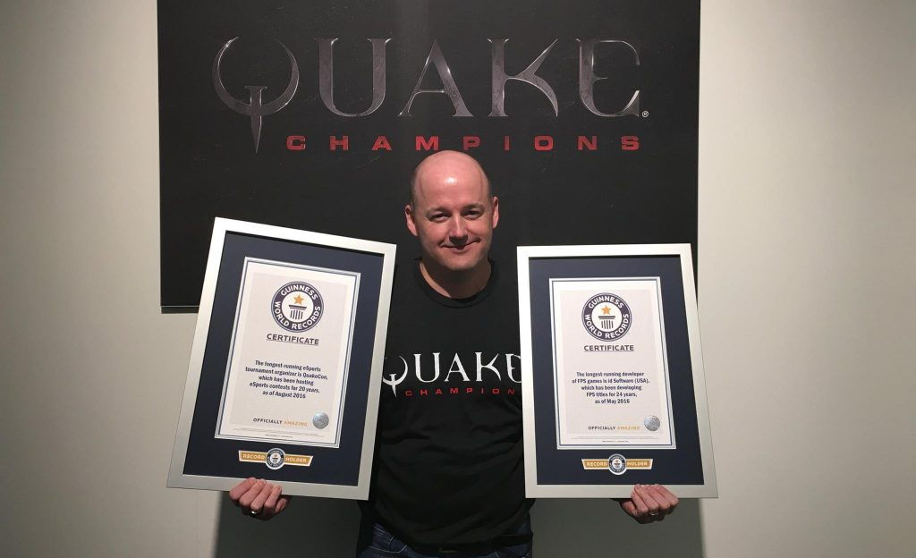 Guinness World Records 1 id Software