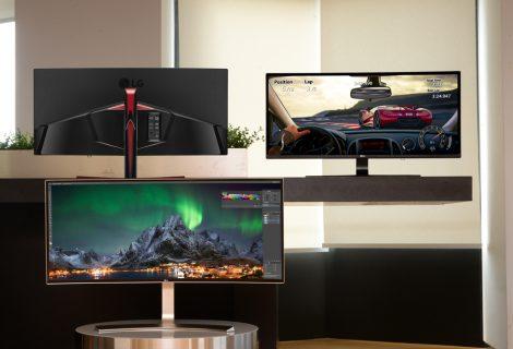 Η LG θα κλέψει την παράσταση στην IFA 2016 με δύο πανίσχυρα monitors!