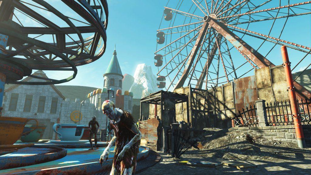 Nuka-World DLC 1