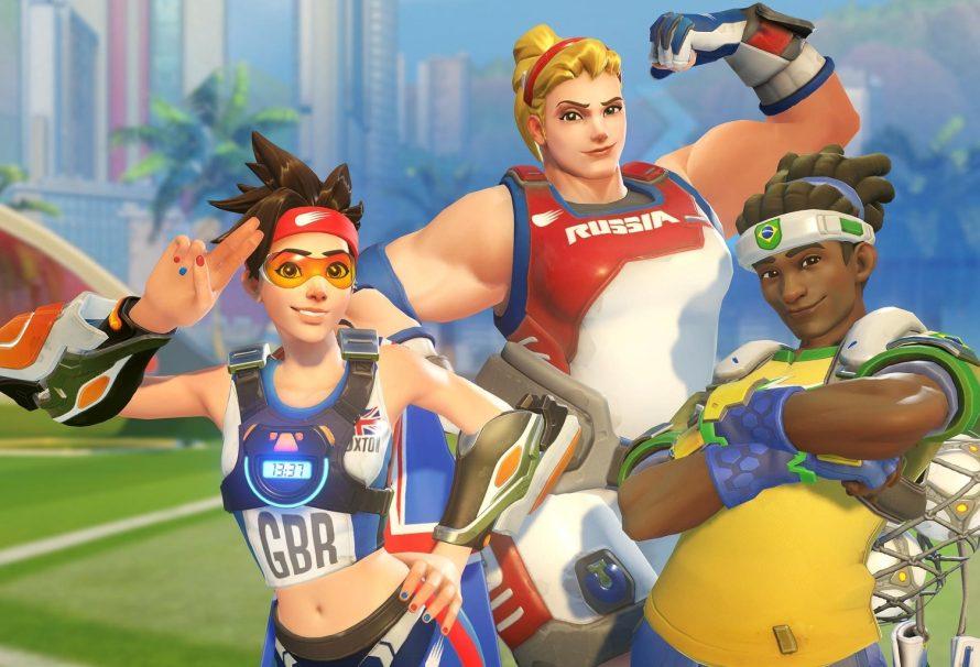 Lucioball! To «Ολυμπιακό event» του Overwatch! Summer-games-overwatch-890x606