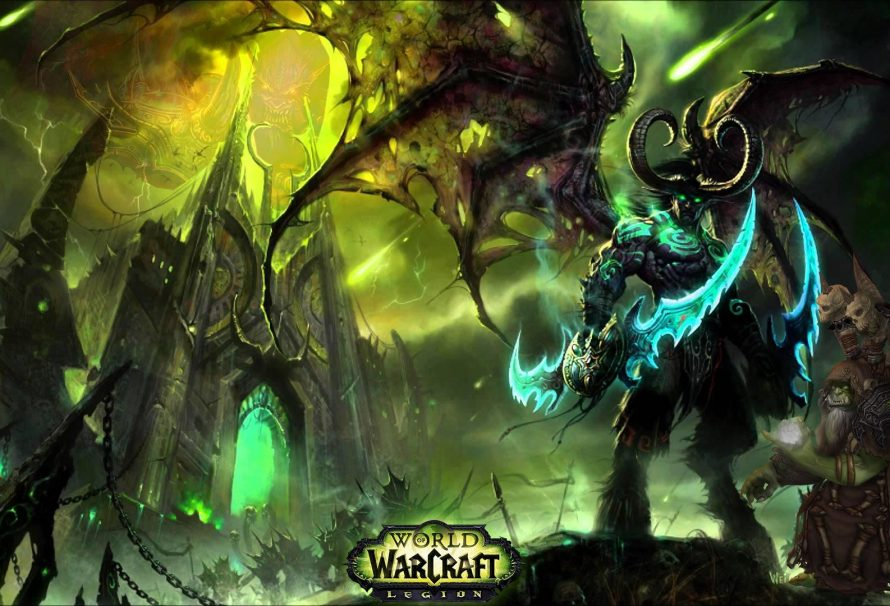 3,3 εκ. πωλήσεις το World of Warcraft: Legion