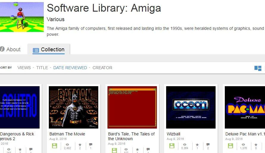 Το archive.org ανοίγει 10.000 παιχνίδια για Amiga! Amiga-archive-890x513