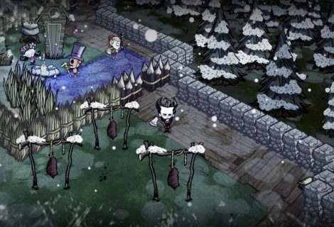 Don't Starve Together στις 14 Σεπ. για PS4