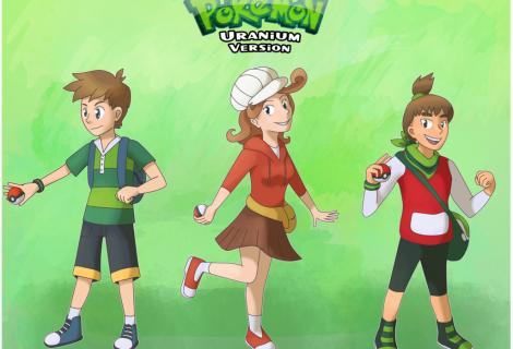 To free fan-made Pokemon Uranium κυκλοφορεί ύστερα από 9 χρόνια!