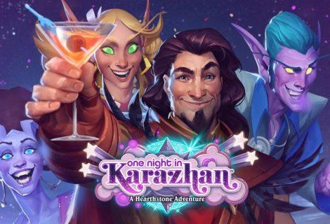 One Night in Kharazan, η νέα επέκταση του Hearthstone