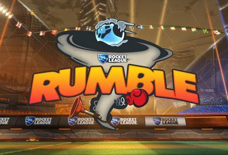 Rumble, η νέα αρένα του Rocket League!