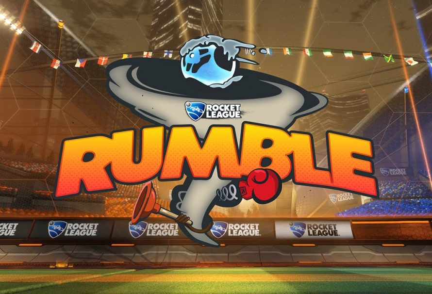 Rumble, η νέα αρένα του Rocket League! Rocket-league-rumble-890x606