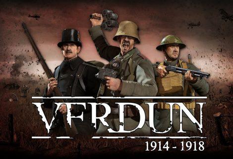 To Verdun έρχεται στο PS4 και σας μεταφέρει στα χαρακώματα του Α' Παγκοσμίου!