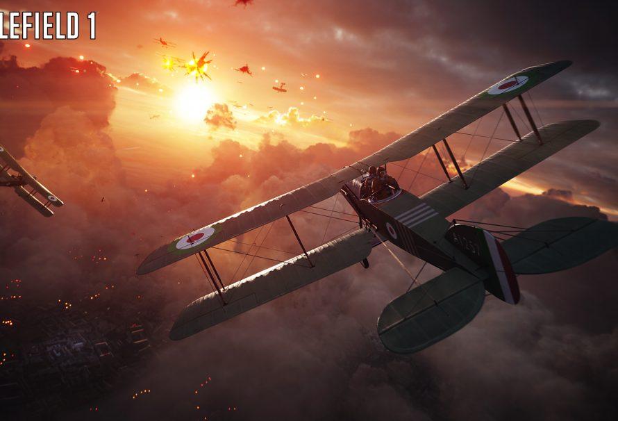 Απίστευτος χαμός με την open beta του Battlefield 1!