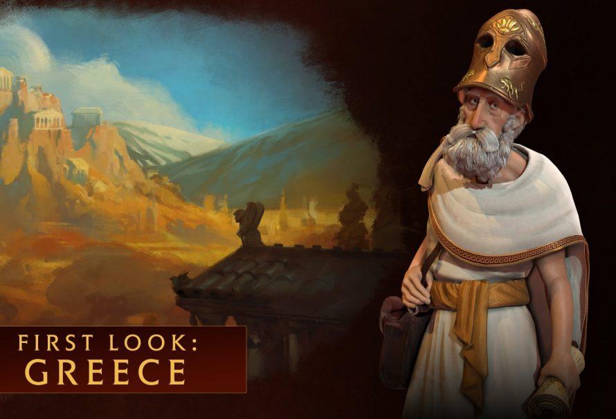 Περικλής και Ακρόπολη στο νέο trailer του Civilization VI!