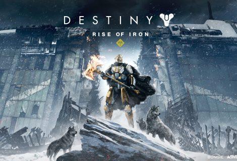 Εκρηκτικό launch trailer για το Destiny: Rise of Iron!