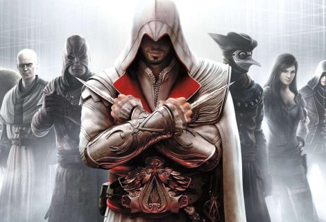 Assassin's Creed: The Ezio Collection έρχεται το Νοέμβριο σε PS4 και Xbox One!