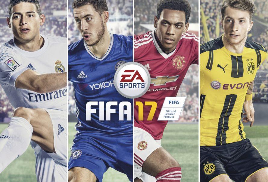 O Ronaldo στην πρώτη θέση των παικτών με το μεγαλύτερο rating στο FIFA 17!