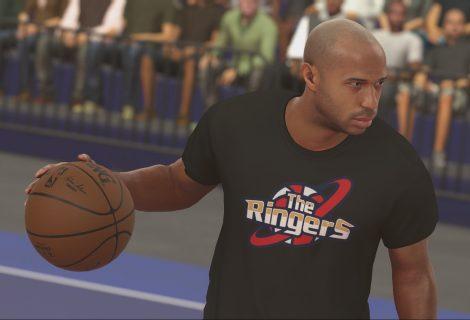 Θεϊκό τρολάρισμα! Ο Thierry Henry στο NBA 2K17!