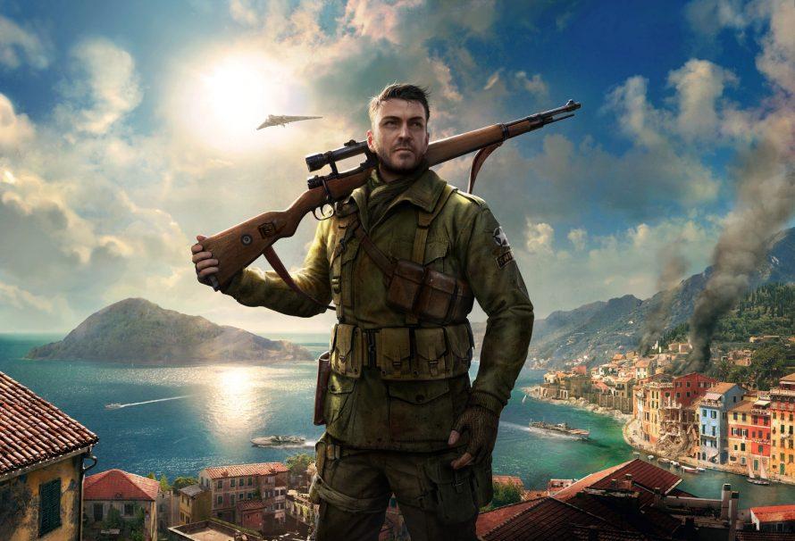 Πρώτο καταιγιστικό gameplay trailer για το Sniper Elite 4 (με bonus hitler mission)!