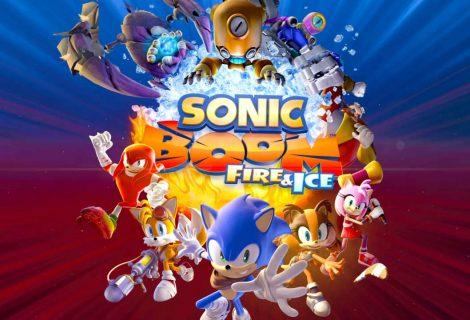 Το Sonic Boom: Fire & Ice θα κλέψει τις καρδιές των fans του Sonic!