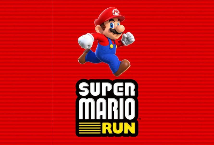 Πρόβλεψη για ένα δισεκατομμύριο downloads για το Super Mario Run!