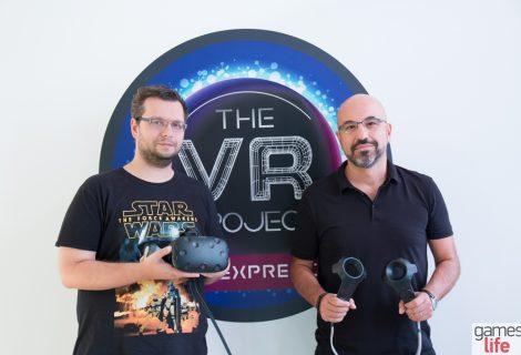 Επισκεφθήκαμε το VR Project και o real κόσμος μας φάνηκε... βαρετός!