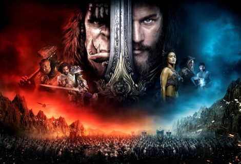 Στις 26/9 κυκλοφορεί σε Blu-Ray η ταινία Warcraft μαζί με gaming extras!