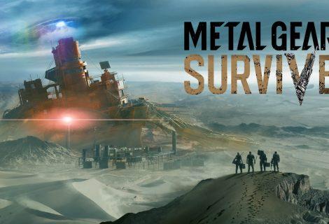 Πρώτες ματιές στο περίεργο και διαφορετικό... Metal Gear Survive!