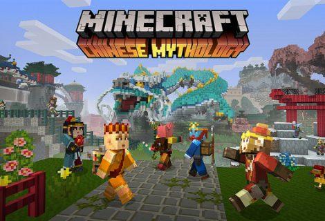 Δείτε το trailer του Chinese Mythology DLC για το Minecraft