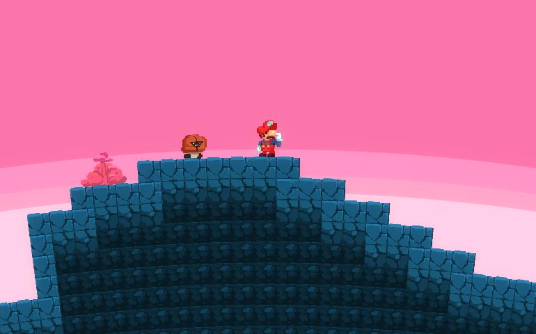 Η Nintendo μπλοκάρει την παρωδία No Mario's Sky