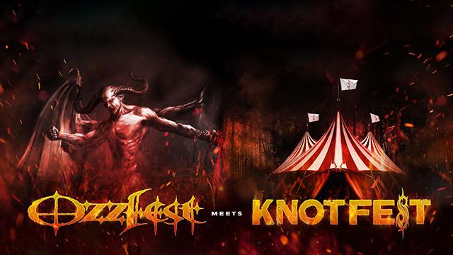 Περισσότερα κομμάτια από Ozzy, Megadeth και Slipknot στο Rock Band 4 Ozzfest-knotfest
