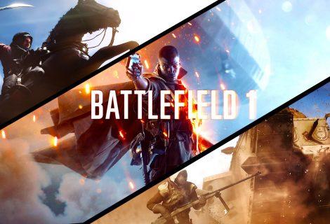 Τρέλες πωλήσεις για το Battlefield 1, ξεπερνώντας Battlefield 4 και Hardline!