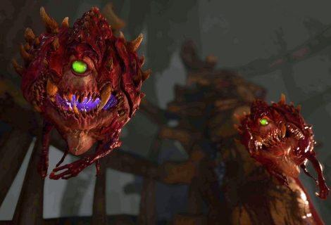 ΕΠΟΣ! Στο νέο DLC του Doom μπορείτε να παίξετε και ως... Cacodemon!