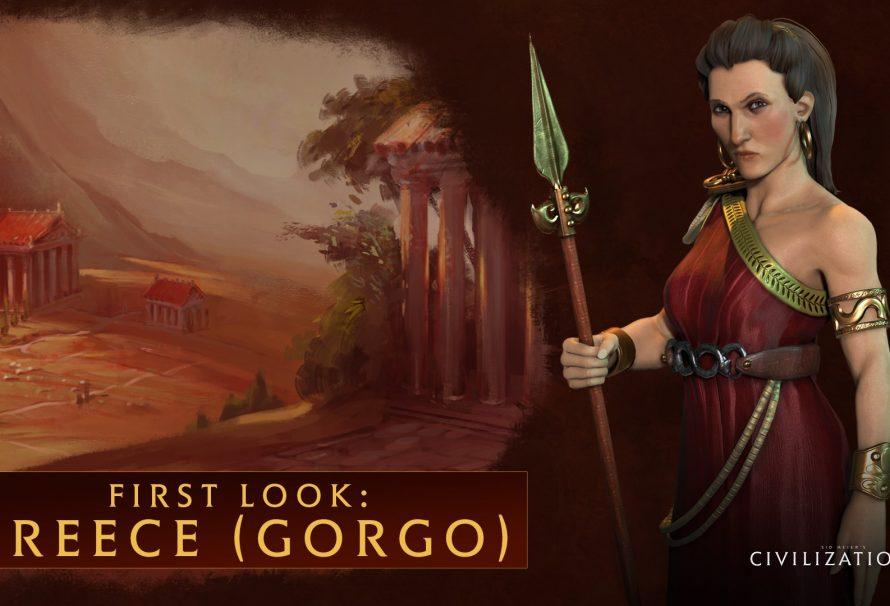 Η Βασίλισσα Γοργώ δίνει κι άλλο ελληνικό χρώμα στο Civilization VI!