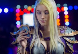 Jaina Proudmoore cosplay σκέτη... μαγεία!