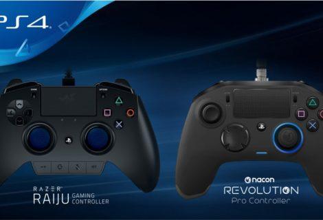 Razer και Nacon παρουσιάζουν δύο «Pro» χειριστήρια για το PS4!