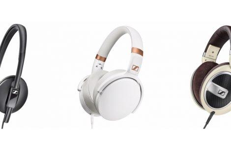 SENNHEISER: Νέα γενιά ακουστικών με ακόμη καλύτερη ποιότητα και περισσότερες ευκολίες!