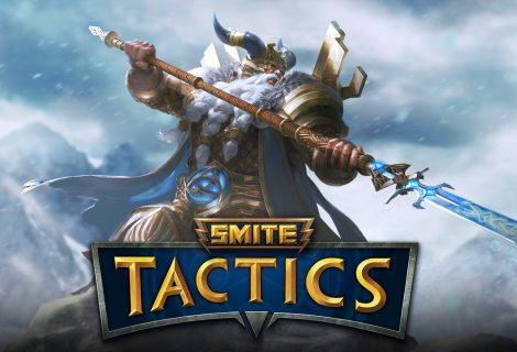 Smite Tactics, νέο turn-based strategy από τον κόσμο του Smite!