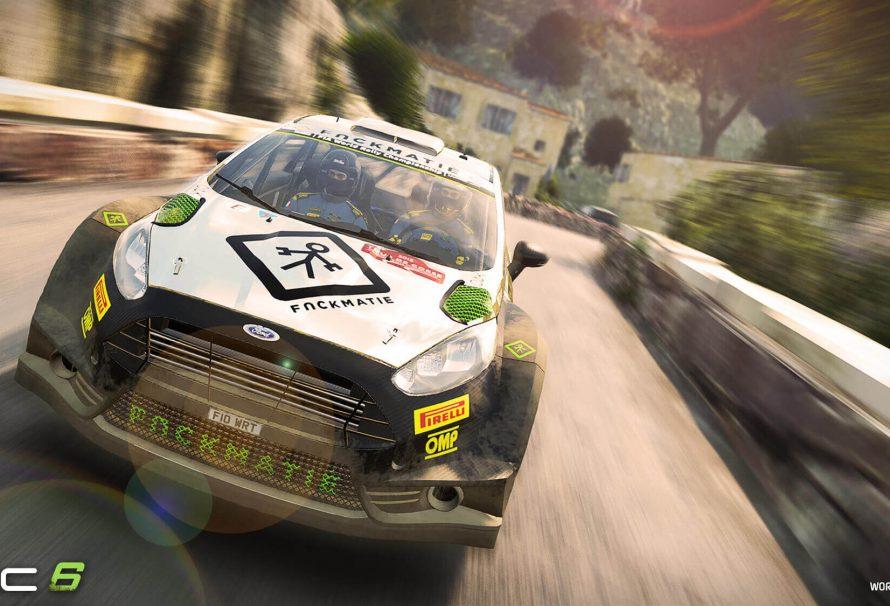 Το WRC 6 κυκλοφορεί στις 7 Οκτωβρίου και… τσίτα τα γκάζια!
