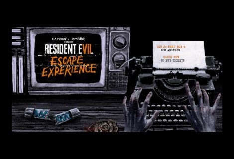 Resident Evil escape room για το halloween στο Λος Άντζελες