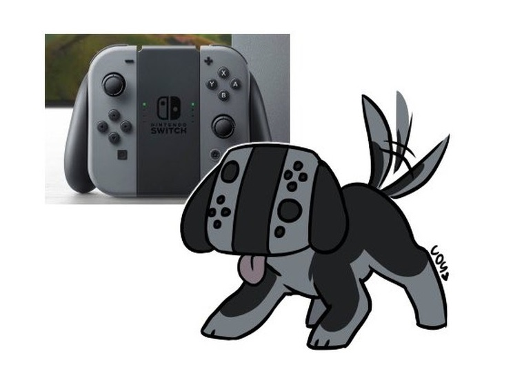 Οι gamers κάνουν τρελό χαβαλέ με το Nintendo Switch (funny pics)!