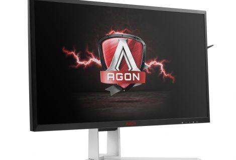 AGON AG251FZ: Νέα διάσταση στις gaming οθόνες από την AOC!