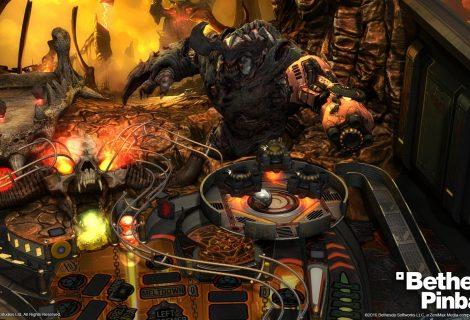 Τα θρυλικά games της Bethesda (Doom, Fallout & Skyrim) γίνονται… Pinball!
