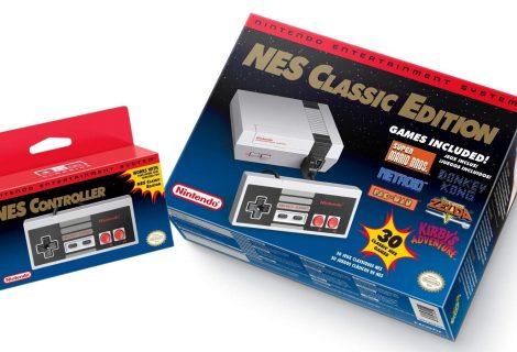 H Nintendo σταματάει την παραγωγή του NES Classic Edition!