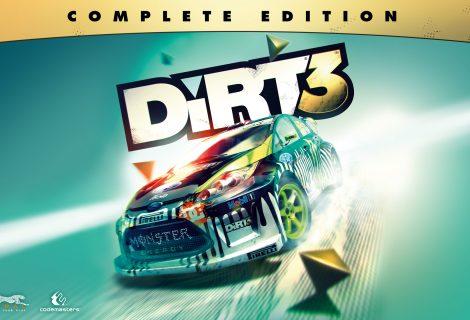 Τρέξτε! ΔΩΡΕΑΝ το DiRT 3 Complete Edition από το Humble Bundle!
