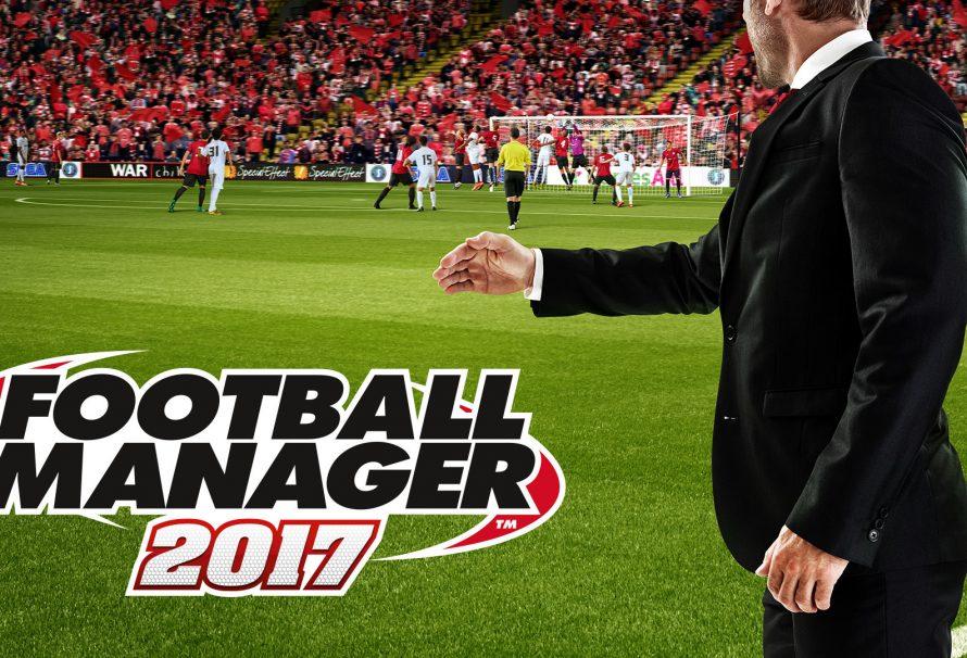 [ΕΛΗΞΕ] ΣΟΥΠΕΡ ΔΙΑΓΩΝΙΣΜΟΣ! Κερδίστε 5 copies του Football Manager 2017!