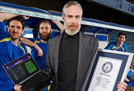 Ο πιο «καμένος» fan του Football Manager μπαίνει στα Ρεκόρ Guinness!