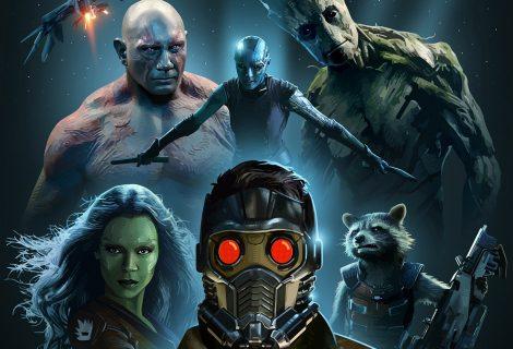 Η Telltale ετοιμάζει Guardians of the Galaxy game!